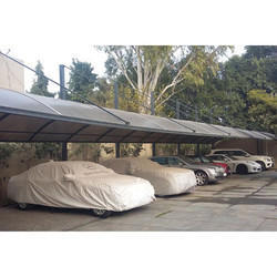 Outdoor Car Parking Shed