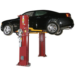 Traction Hydraulic Car Elevator