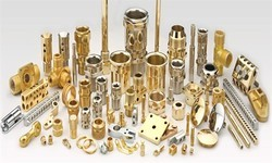 Brass Engineering Turned Components & Electrical Assemblies