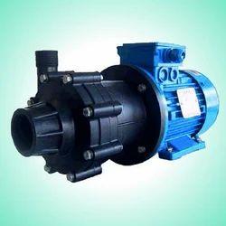 Polypropylene Sealless Magnetically Driven Centrifugal Pump, Voltage: 240 V