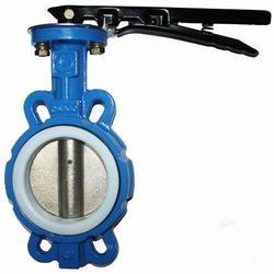 Teflon Lined Butterfly Valves