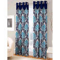 Printed Door Curtain