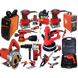 electric tools of all variety
