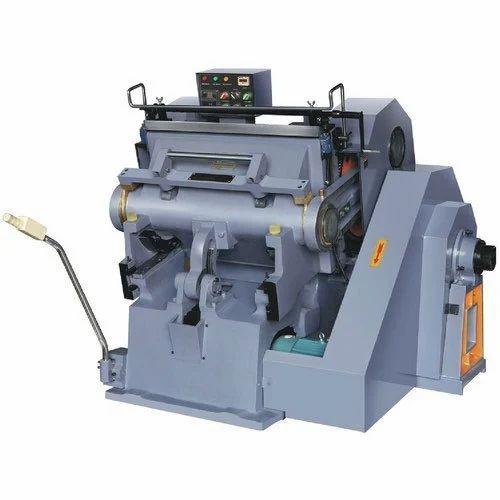 Semi Automatic Die Cutting Machine QI D 670
