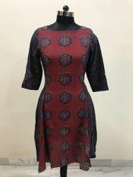 Rayon Printed Tunic