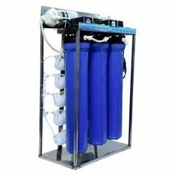 Blue 50 LPH RO Water Purifier, Capacity: 12 L