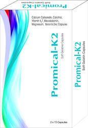 Calcium Carbonate Calcitriol Vitamin K2-7 Mecobalamin Magnesium Boron and Zinc Capsules