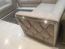 Silver Finish Luxury Sofa Handle Stainless Steel 304 Metal