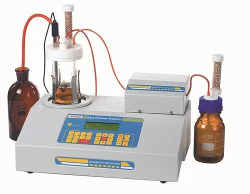 Analab Karl Fischer Titrator, AquaCal100, for Industrial Use