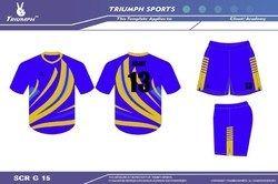 Custom Soccer T-shirt