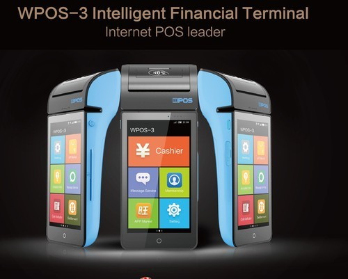 Android POS Terminal, Wireless Intelligent Terminal,Wireless Intelligent Terminal