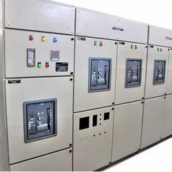 Uma Control Three Phase Power Distribution Panel, 6, IP Rating: IP54