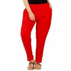 Women Formal Cotton Trouser