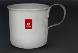 Aluminium Mug