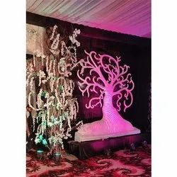 FRP Wedding Decoration