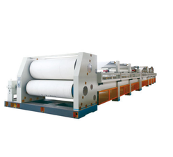 Corrugated Board Double Facer Machine