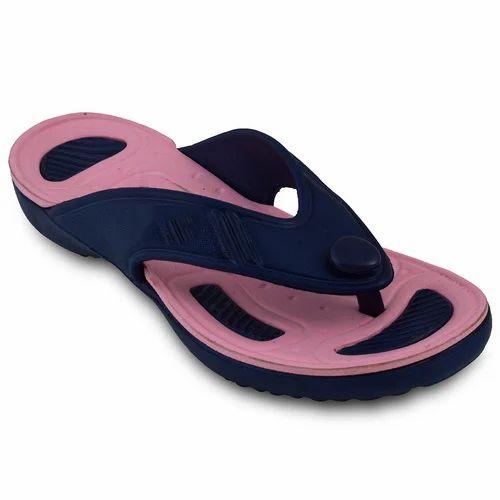 092551b4707f2a Ladies Flip Flop - WOMENS FASHION-EVA-PRINT-SLIPPERS Manufacturer from New  Delhi