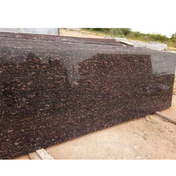 Brown Polished Cat Eye Granite, Thickness: 30 - 40 mm