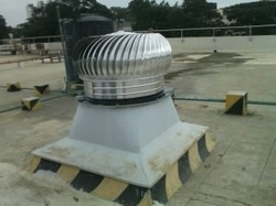 Industrial Roof Fans