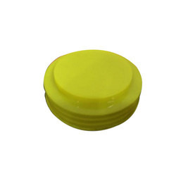 73mm Yellow Plastic Cap