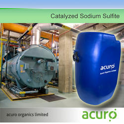 Catalyzed Sodium Sulfite