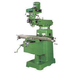 Ram Turret Milling Machine