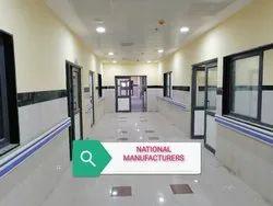 Panel PVC HANDRAIL, For Use For Hospital