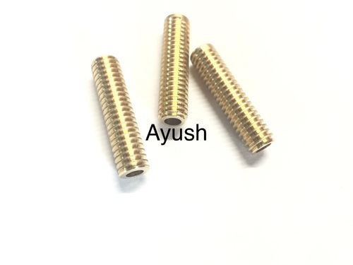 Ayush Round Brass Grub Screw