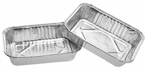 Aluminium Products - 100ML Railway Foil Container Manufacturer from