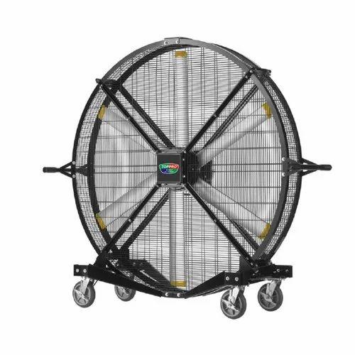 Grey Gym Fan