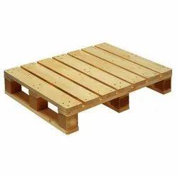 Euro Rectangular Pine Wooden Pallets