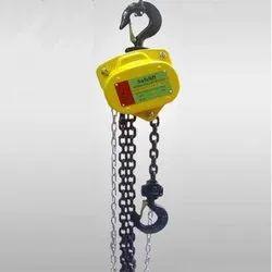 SAIF-T SERIES Manual Chain Hoists