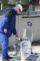 Extraction Gas Sampler