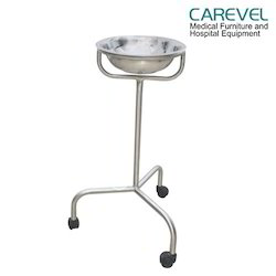 Carevel SS Single Bowl Wash Basin Stand