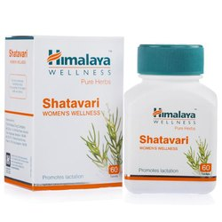 HIMALAYA SHATAVARI TABLETS, Non prescription, Treatment: Oral