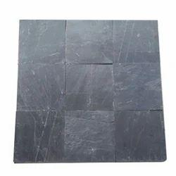 Toshibba Impex Jack Black Slate Stone, Thickness: 10-15 mm