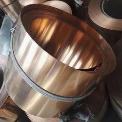 Beryllium Copper Alloy Coil