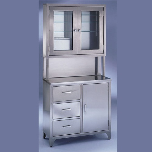 Stainless Steel Lab Cabinet