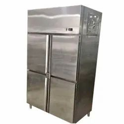 Stainless Steel Vertical Door Commercial Refrigerator