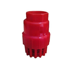 Threaded PP Foot Valves