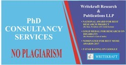 PhD Consultancy Services