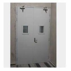 Navair 38mm - 49mm  Hollow Metal Press Steel Door