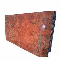 Red Alaska Granite for Flooring, Thickness: 5-20 mm