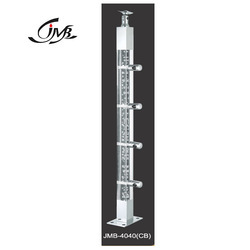 Crystal Square Clear Baluster