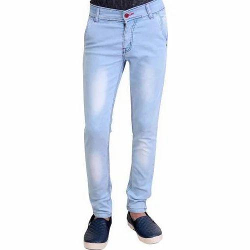 be2a8ef59b Boys Light Blue Jeans