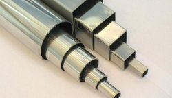 Stainless Steel Round Square Rectangular Pipes