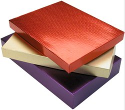 Foil Printed Rigid Packaging Boxes For Gift And Crafts