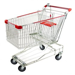 60 L Shopping Trolley