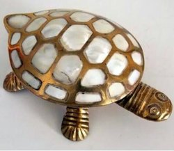 Brass Tortoise, Packaging Type: Box
