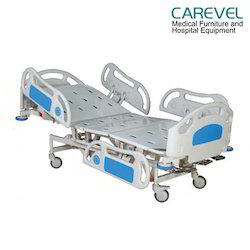 Carevel Mechanical Supreme Plus ICU Bed